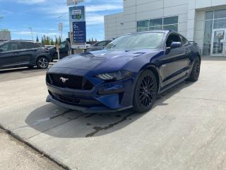 Used 2018 Ford Mustang GT AUTO/PERFORMANCEPACK/BACKUPCAM/HEATEDSEATS for sale in Edmonton, AB