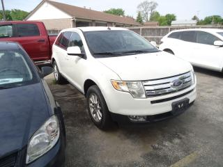 Used 2009 Ford Edge SEL for sale in Sarnia, ON