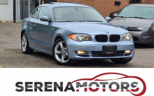 2009 BMW 1 Series 128i | AUTO | FULLY LOADED | SUNROOF|  LOW KM |