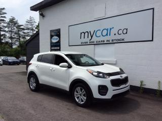 Used 2017 Kia Sportage LX ALLOYS, HEATED SEATS, BACKUP CAM, BLUETOOTH!! for sale in Richmond, ON