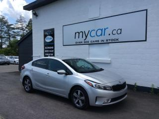 Used 2018 Kia Forte LX+ HEATED SEATS, ALLOYS, BACKUP CAM, BLUETOOTH!! for sale in Richmond, ON