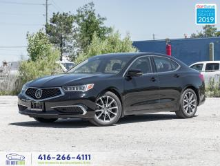Used 2018 Acura TLX SH-AWD|3.5 V6|Heated seats|Sunroof| for sale in Bolton, ON
