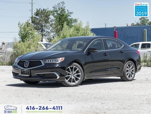 2018 Acura TLX SH-AWD|3.5 V6|Heated seats|Sunroof|