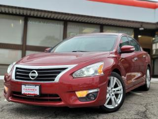 Used 2015 Nissan Altima 3.5 SL *** SOLD *** for sale in Waterloo, ON