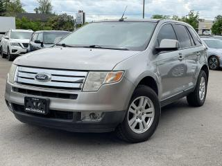 Used 2008 Ford Edge SEL AWD Pano roof Heated seats Clean Carfax for sale in Bolton, ON