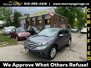 Used 2012 Honda CR-V EX-L for sale in Guelph, ON