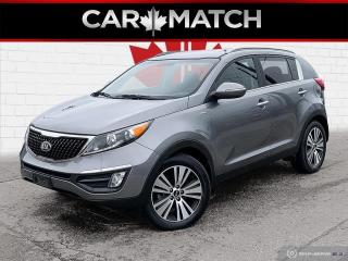 Used 2016 Kia Sportage EX / AWD / NO ACCIDENTS / 29,196 KM for sale in Cambridge, ON