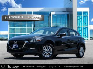 Used 2018 Mazda MAZDA3 GS for sale in Cobourg, ON