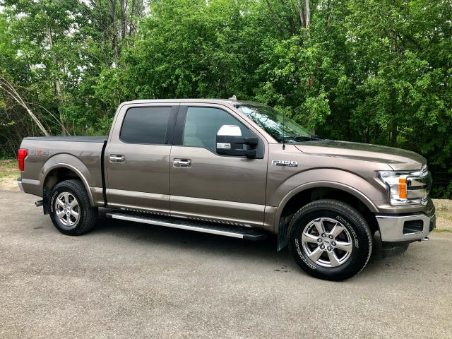 2018 Ford F-150 Lariat  With only 46600 km
