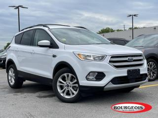 Used 2018 Ford Escape SE for sale in Midland, ON