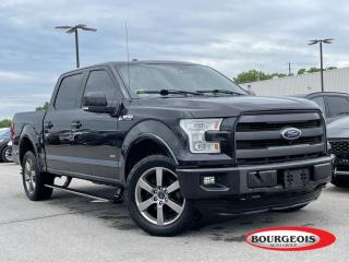 Used 2015 Ford F-150 Lariat for sale in Midland, ON