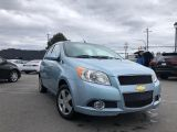 Photo of Blue 2011 Chevrolet Aveo