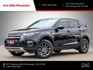 Used 2017 Land Rover Discovery Sport HSE Luxury for sale in Mississauga, ON