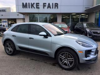 Used 2020 Porsche Macan UBS Connection, Rear Door Child Safety Locks, Turn Signal in Mirrors, Auto Delay Off Headlamps for sale in Smiths Falls, ON
