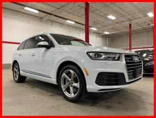 Used 2018 Audi Q7 PROGRESSIV S-LINE SPORT DRIVER ASSIST CLEAN CARFAX! for sale in Vaughan, ON