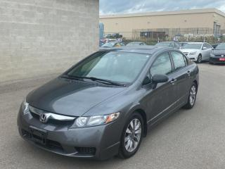 Used 2010 Honda Civic Sdn 4dr Auto EX-L for sale in Caledon, ON
