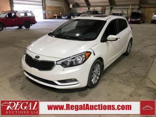 Used 2016 Kia Forte5 4D UTILITY for sale in Calgary, AB