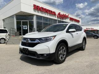 Used 2019 Honda CR-V EX AWD | SUNROOF | APPLE CARPLAY | for sale in Winnipeg, MB