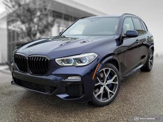 Used 2020 BMW X5 xDrive40i M Sport! Enhanced! Free Winter Tires! Factory Hitch! for sale in Winnipeg, MB
