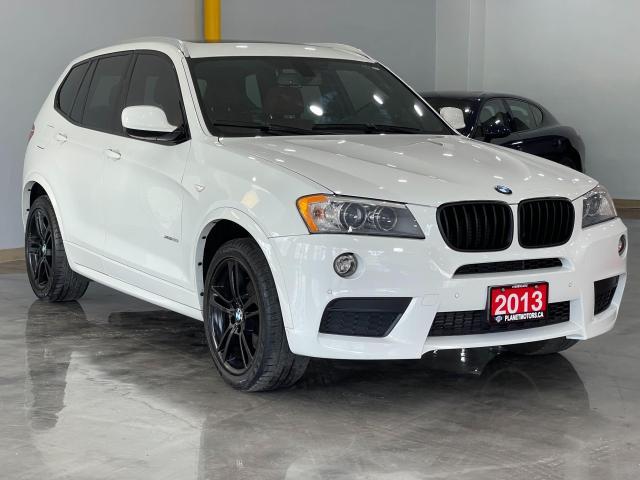 2013 BMW X3 35i M SPORT