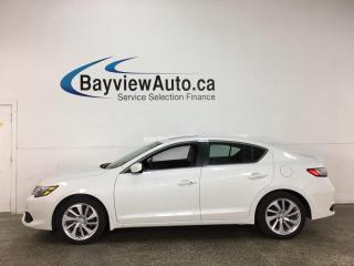 Used 2017 Acura ILX Technology Package - SUNROOF! HTD LEATHER! ADAPTIVE CRUISE! + MUCH MORE! for sale in Belleville, ON