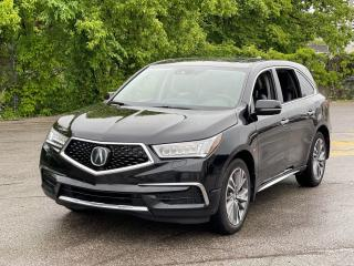 Used 2019 Acura MDX Technology  Navigation/Sunroof /Camera for sale in North York, ON