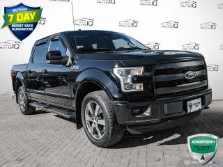 Used 2016 Ford F-150 Lariat | ONE OWNER | CLEAN CARFAX | NAVI | LEATHER | SPORT | 20