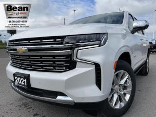 New 2021 Chevrolet Tahoe Premier 5.3L V8 4WD PREMIER SAFETY PACKAGE for sale in Carleton Place, ON