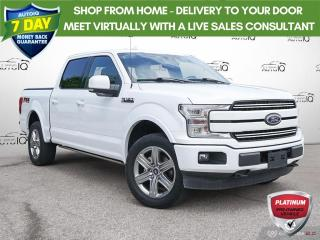 Used 2018 Ford F-150 Lariat | 5.0L Sunroof | Navigation | Fully Loaded!! for sale in Oakville, ON