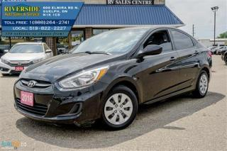 Used 2016 Hyundai Accent SE for sale in Guelph, ON