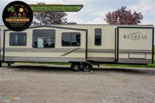 Used 2017 Keystone RV Retreat 391FDEN for sale in Guelph, ON