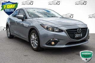 Used 2015 Mazda MAZDA3 GS VERY CLEAN LOW MILEAGE CAR for sale in Innisfil, ON