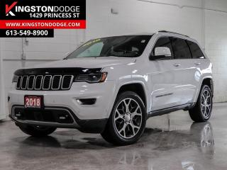 Used 2018 Jeep Grand Cherokee Limited for sale in Kingston, ON