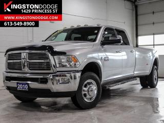 Used 2010 Dodge Ram 3500 Laramie | Crew Cab | 4X4 | Dually | Fifth Weel | for sale in Kingston, ON