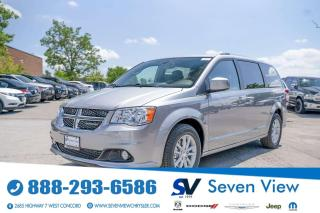 Used 2020 Dodge Grand Caravan Premium Plus PARKSENSE/UCONNECT/REAR CAMERA for sale in Concord, ON