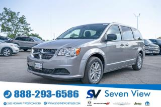 Used 2020 Dodge Grand Caravan SXT PLUS GROUP/UCONNECT/CLIMATE for sale in Concord, ON