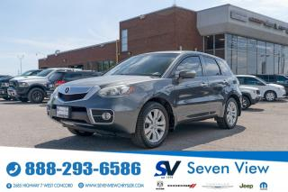 Used 2012 Acura RDX Technology Package NAVI/LEATHER/SUNROOF for sale in Concord, ON