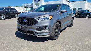 New 2021 Ford Edge ST LINE AWD for sale in Kingston, ON