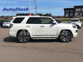 Used 2018 Toyota 4Runner LIMITED *7-PASSENGER *CUIR *TOIT *GPS/CAMERA for sale in Saint-Hubert, QC