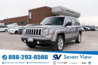 Used 2015 Jeep Patriot North UCONNECT/ALUMINUM WHEELS for sale in Concord, ON