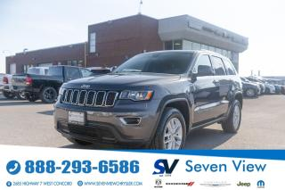 Used 2017 Jeep Grand Cherokee Laredo REMOTE STARTER/UCONNECT for sale in Concord, ON