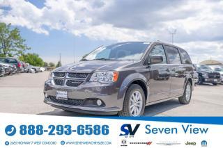 Used 2020 Dodge Grand Caravan Premium Plus NAVI/POWER DOORS/DVD for sale in Concord, ON