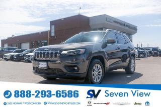 Used 2019 Jeep Cherokee North 4x4 REMOTE STARTER/POWER LIFT GATE/ONLY 15,0 for sale in Concord, ON