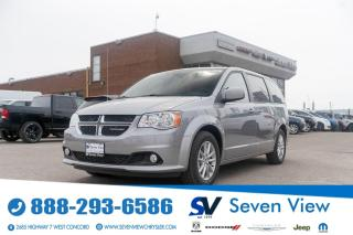 Used 2020 Dodge Grand Caravan Premium Plus UCONNECT/REMOTE STARTER/FULL STOW AND for sale in Concord, ON
