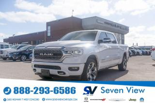Used 2020 RAM 1500 Limited NAVI/12 INCH DIPLAY/POWER SIDE STEPS for sale in Concord, ON