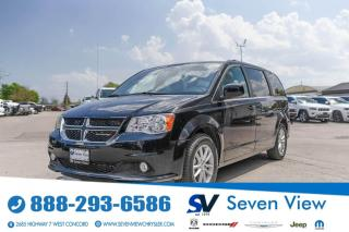 Used 2020 Dodge Grand Caravan Premium Plus NAVI/POWER DOORS/LIFT GATE for sale in Concord, ON