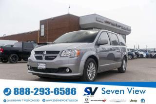 Used 2020 Dodge Grand Caravan Premium Plus NAVI/POWER DOORS/LIFE GATE/DVD/ for sale in Concord, ON