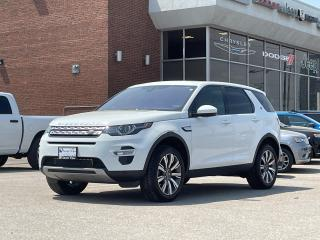 Used 2017 Land Rover Discovery Sport HSE LUXURY NAVI/FULL SUNROOF/ONLY 50,000 KM'S for sale in Concord, ON