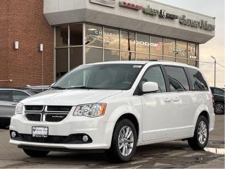 Used 2020 Dodge Grand Caravan Premium Plus NAVI/DVD/POWER DOORS AND TAIL GATE for sale in Concord, ON