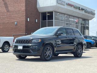 Used 2019 Jeep Grand Cherokee Limited X 4x4 NAVI/FULL SUNROOF/ONLY 31,000 KM'S for sale in Concord, ON